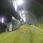 <p>トンネル掘削状況<br />平成28年3月30日</p>