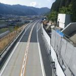 <p>鳥取道より坑口部望む<br />平成28年3月28日</p>