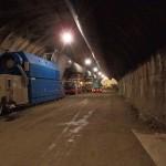<p>トンネル掘削状況<br />平成28年4月29日</p>