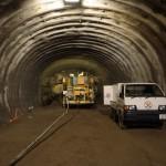 <p>トンネル掘削状況<br />平成28年8月31日</p>