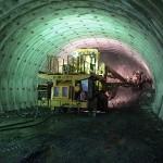 <p>平成28年12月末日<br /> トンネル掘削状況</p>
