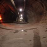 <p>坑内インバート施工状況<br /> 平成28年12月28日</p>