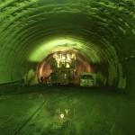 <p>平成29年1月末日<br /> トンネル掘削状況</p>