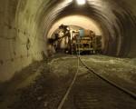 <p>トンネル掘削状況<br /> 平成29年5月31日</p>