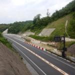 <p>道路土工、法面工施工箇所<br /> 令和元年5月31日</p>