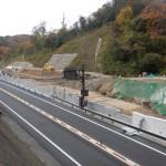 <p>擁壁工施工箇所<br /> 令和元年11月30日</p>
