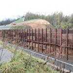 <p>擁壁工施工箇所<br /> 令和2年1月31日</p>